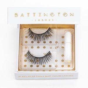 Battington lashes